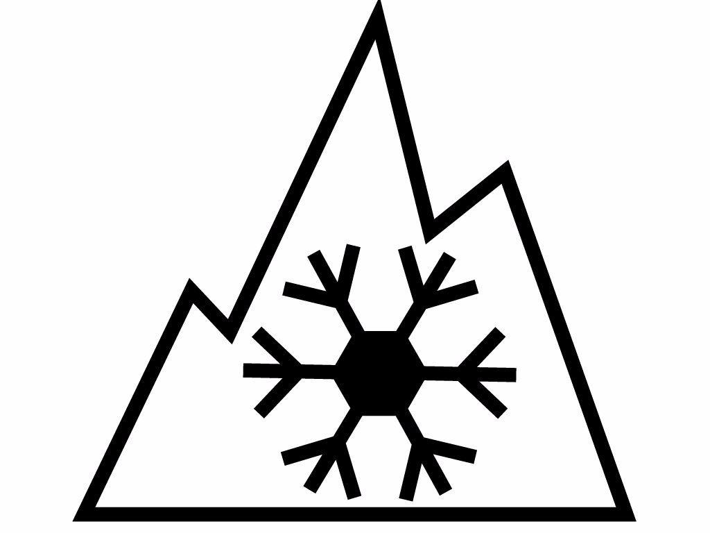 Snow Tire Symbol