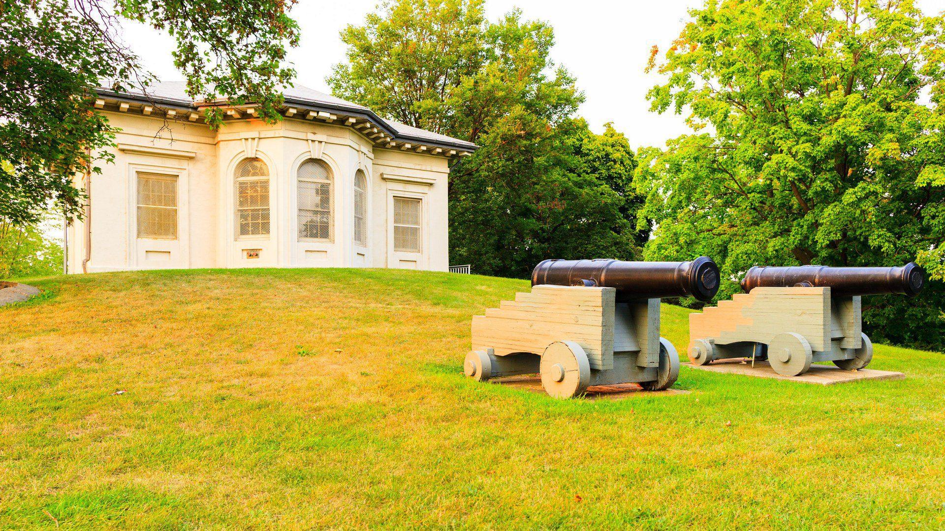 Dundurn Military Museum
