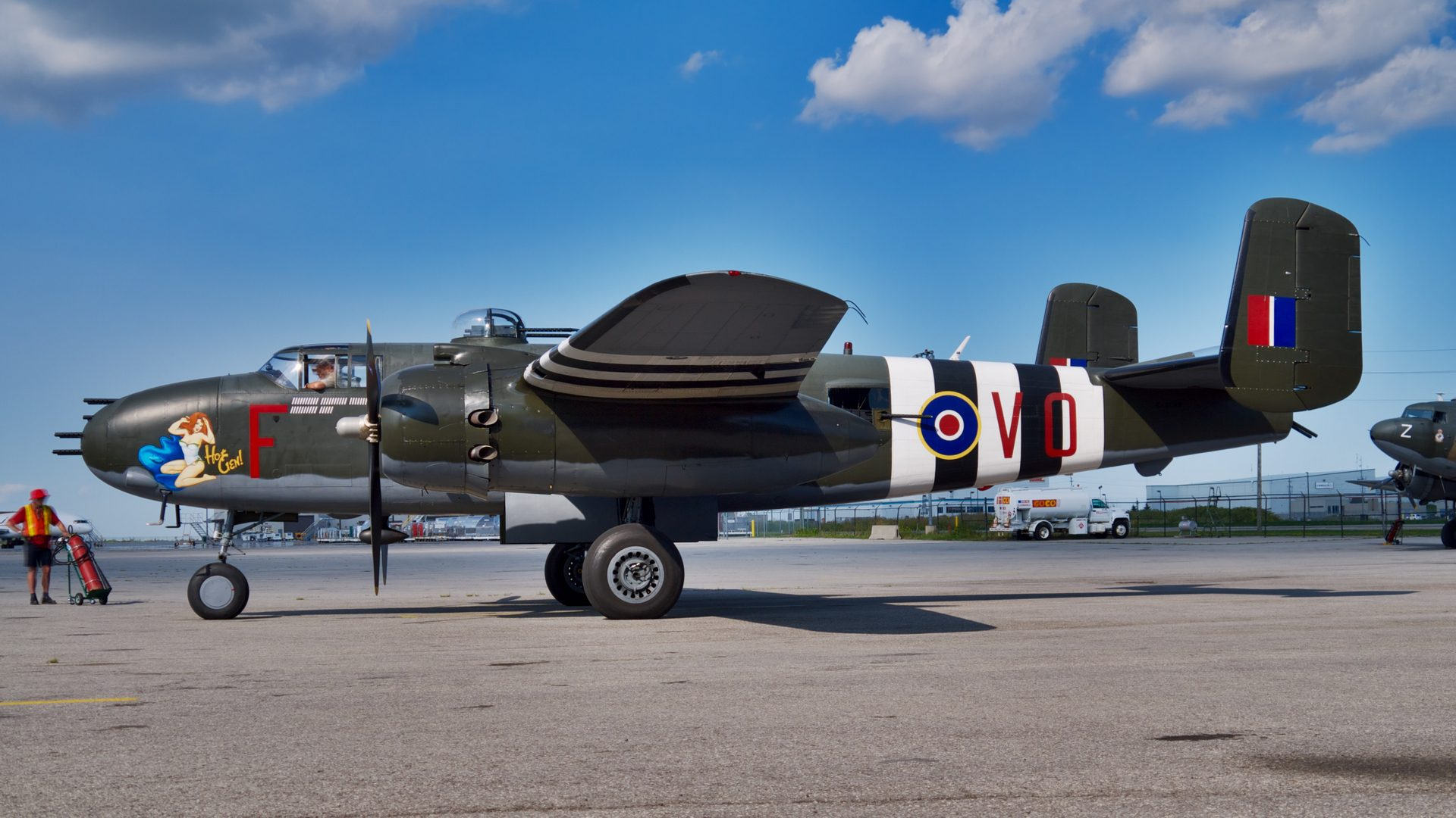 North American B-25J Mitchell, Canadian Warplane Heritage Museum