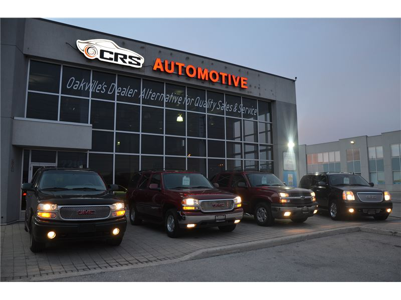crs automotive Stoney Creek front