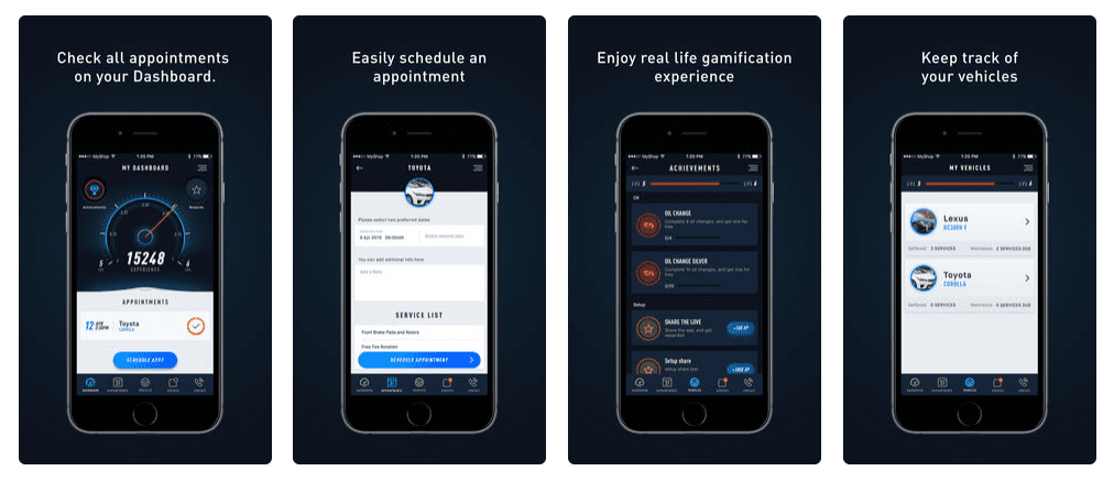 myshop app Screenshotssss