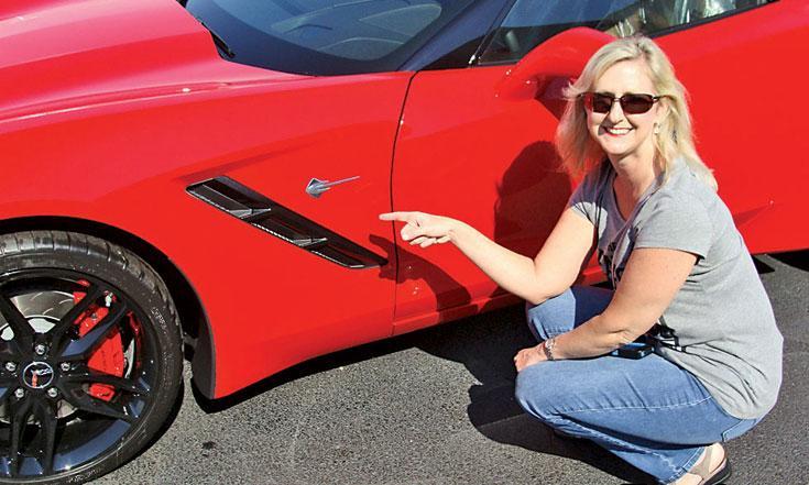 dr elizabeth farrar new car