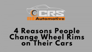 4 Reasons People Change Wheel Rims on Their Cars FEATURED