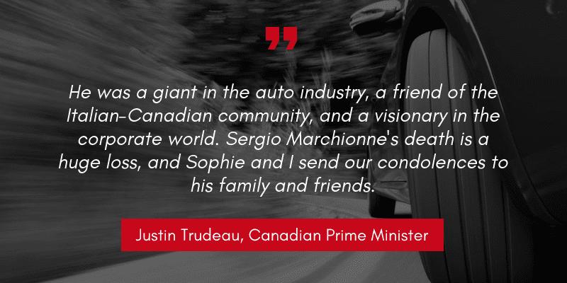 Justin Trudeau quote