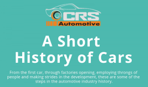 A Short History of Cars FEATURED