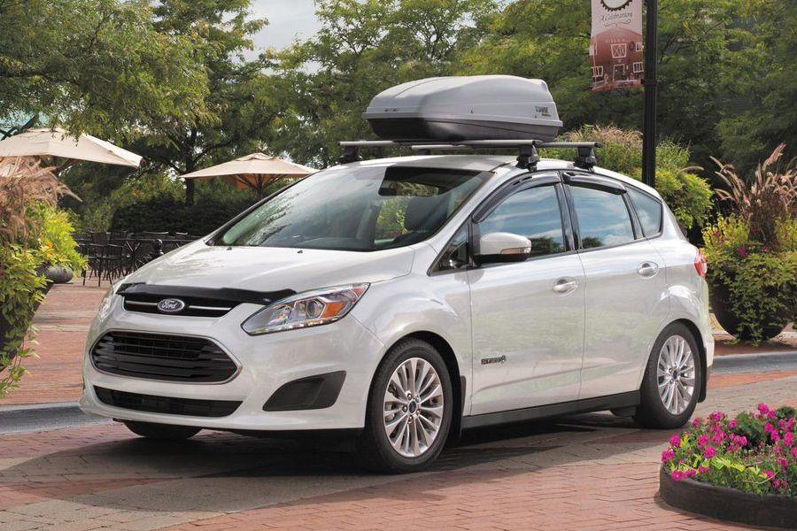 10. Ford C-Max Hybrid