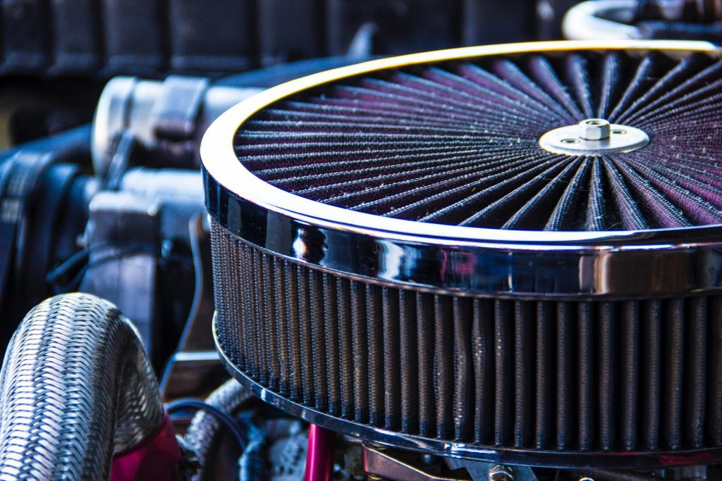 air filter change car