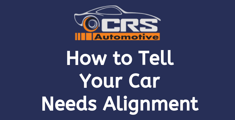 How to tell your car needs alignment featured