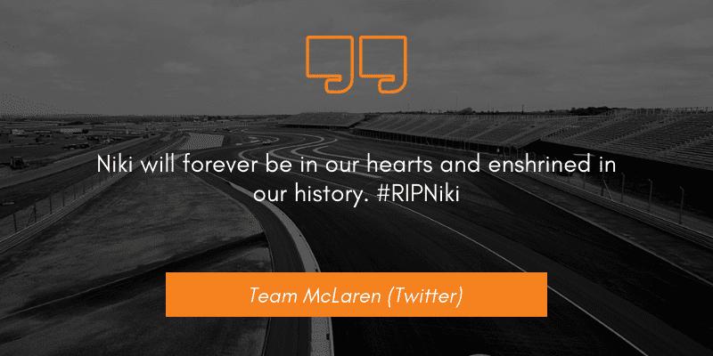 Team McLaren (Twitter)
